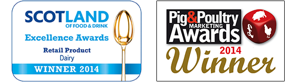 The Scotland Food and Drink Excellence Awards 2014 and Pig & Poultry Marketing Awards Winner 2014