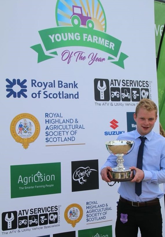 YOUNG FARMER OF THE YEAR